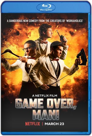 Game Over, Man! (2018) HD 1080p y 720p Latino