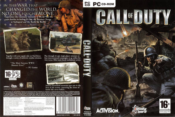 [Game] Tuyển tập series game Call Of Duty