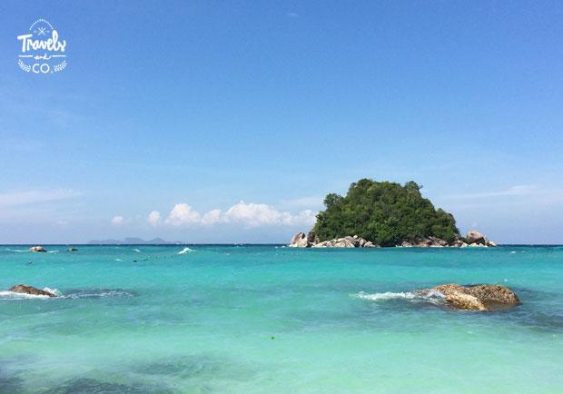 viajar en epoca de lluvias por Asia isla Koh Lipe Tailandia