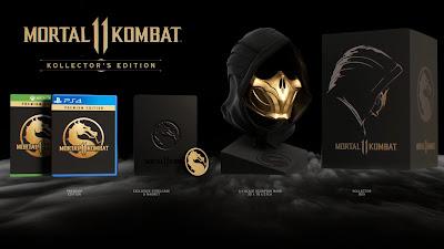 MK11 Kollector's Edition - Mortal Kombat 11