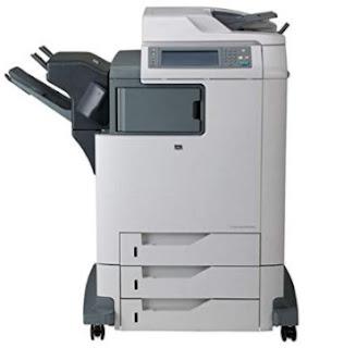 Download HP Color LaserJet CM4730 Printer Drivers