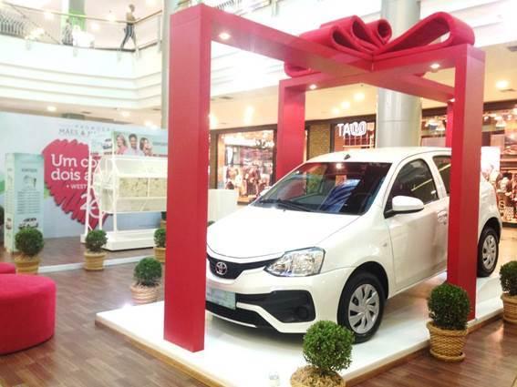 West Shopping sorteará carro e vales-compra na promoção unificada de Dia dos Namorados