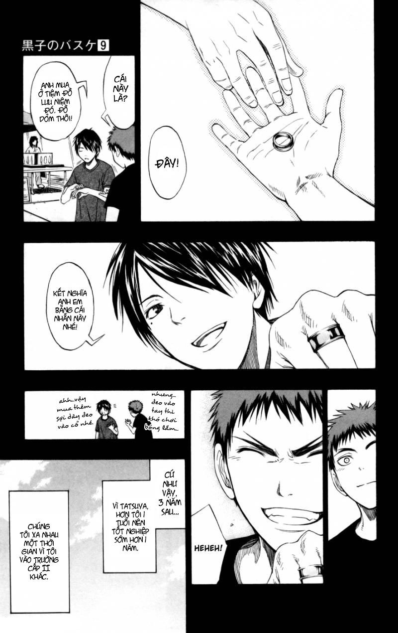 Kuroko No Basket chap 076 trang 9