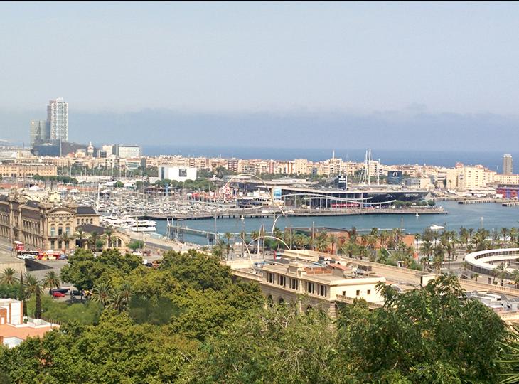 Barcelone Catalogne Espagne