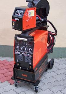 Máy hàn Mig Jasic MIG350