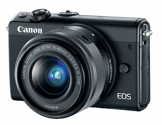 Canon EOS M100 Official Sample Images