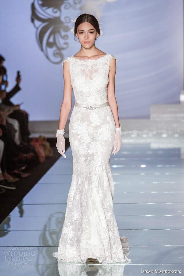 614e9f9b86b04 فساتين زفاف 2015 من لوزان ماندونجوس - فساتين زفاف