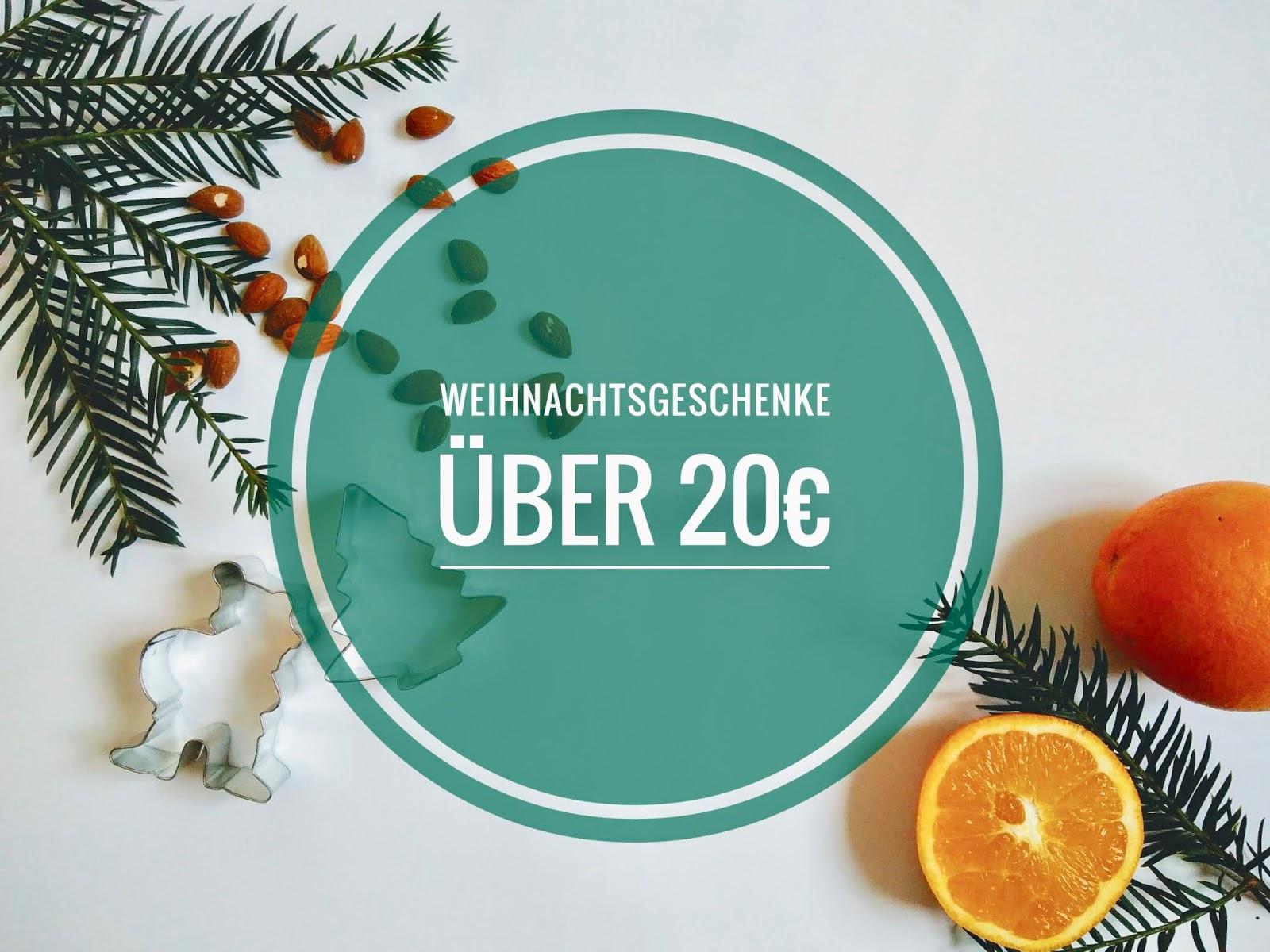 Weihnachtsgeschenke Unter 20.Nachhaltige Weihnachten Geschenke über 20