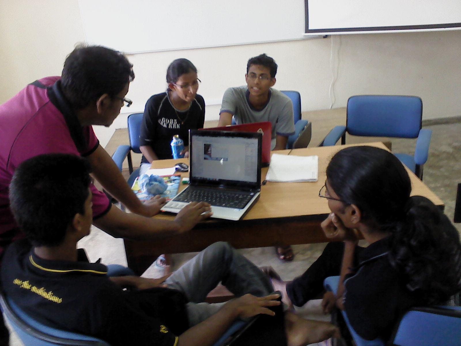 BCS@UOR: Mini Project - BCS Batch 1
