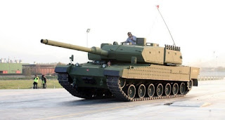MBT Altay