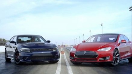 2017 Tesla Model S P100D Horsepower