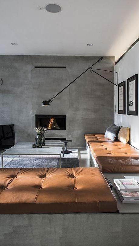 cute living room interior design
