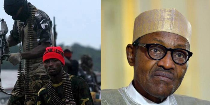 New militant group emerges, threatens to cripple Federal Govt revenues