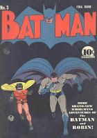 Batman #3 comic cover image