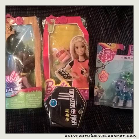 Doll Shopping! Plus Reviews!