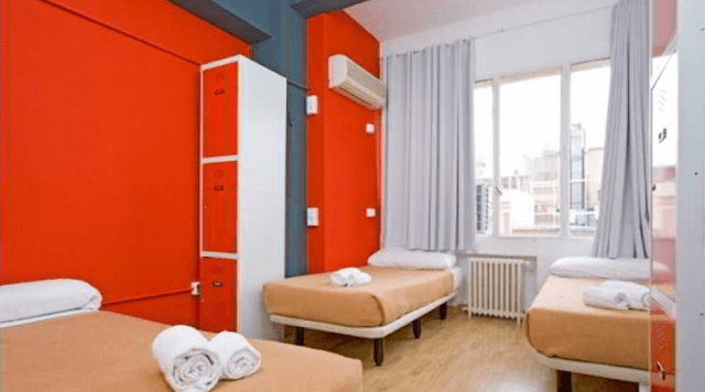 Motion Hostel Madrid, desde 15€