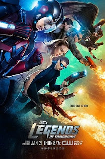 DC Legends of Tomorrow Avengers review recap reaction comments poster screensaver wallpaper image picture