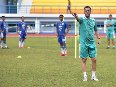 Persib Bandung Optimis Kalahkan Persiwa Wamena