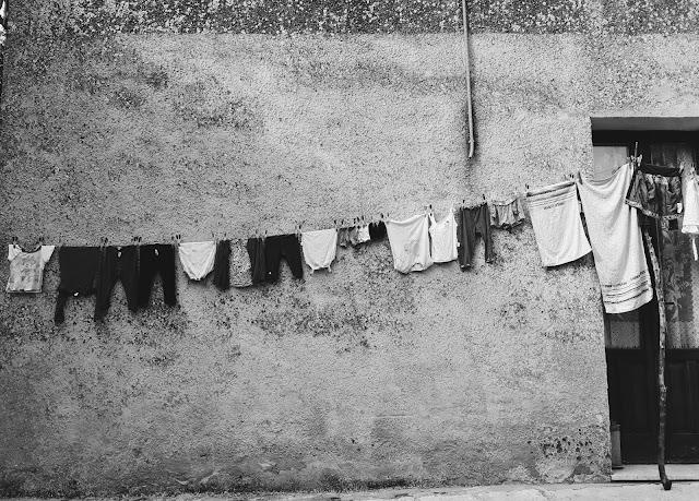 pranie we włoszech, Erice