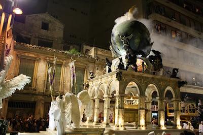 La semana santa de Lorca