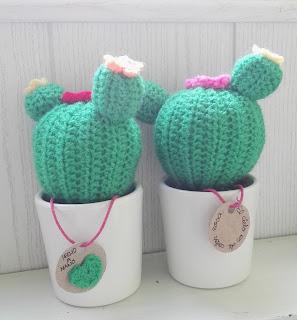 cactus ganchillo crochet