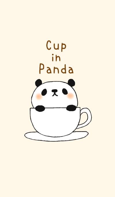Cup in Panda