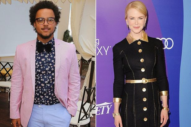 connor cruise and nicole kidman relationship with older