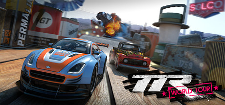 Descargar Table Top Racing World Tour pc full Multilenguaje Español iso gratis Por Mega y 1fichier version Reloaded 1.7Gigas.