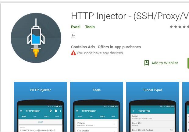 Cara Mendapatkan Kuota Gratis XL 2019 Menggunakan HTTP Injector