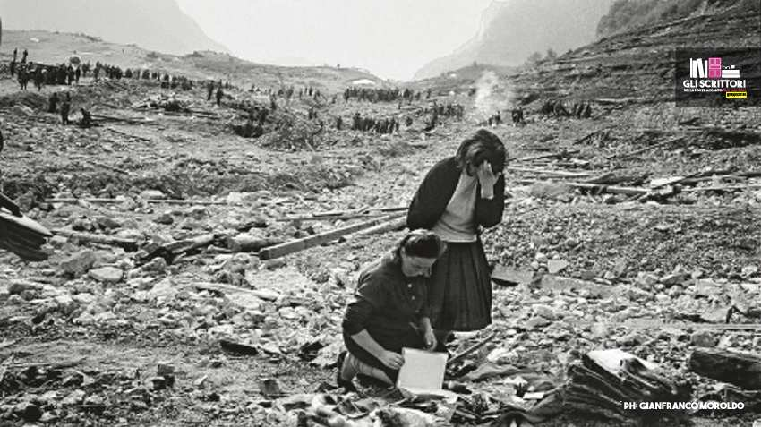 Vajont, un documentario di Vespucci per ricordare la tragedia  © Ph: Gianfranco Moroldo