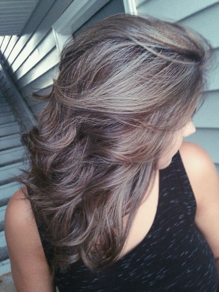 Highlights Hair Idea