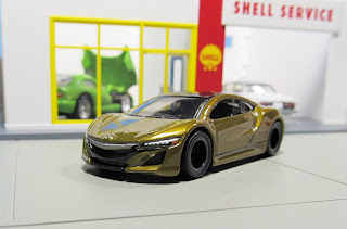 Hot Wheels $th Acura NSX