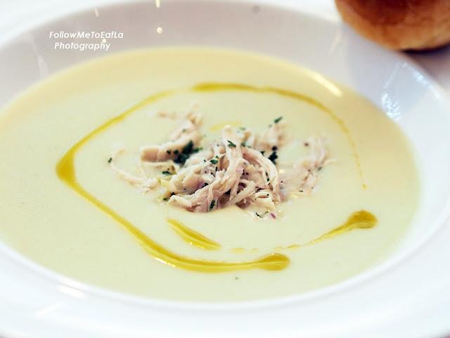 Chicken Leek Soup RM 11.90