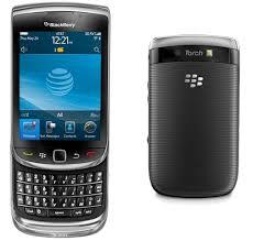 spesifikasi hape Blackberry 9800