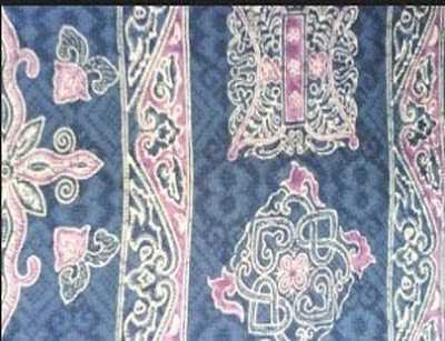 Batik Aceh Motif Tolak Angin