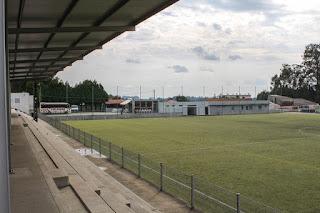 Stand Folgosa FC em Evento Cultural
