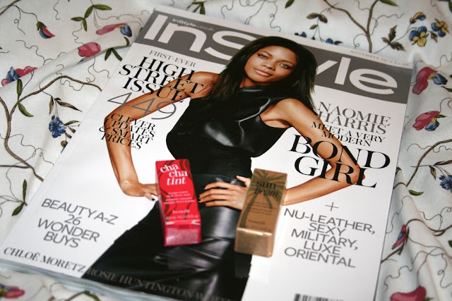 InStyle November Magazine