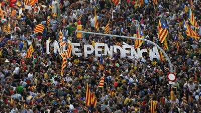 ¿El irredento soberanismo catalán se frenaría con un plebiscito legal?