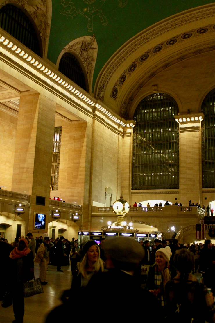 [Day in NYC] Grand Central