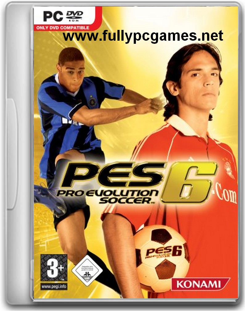 Pro evolution soccer 6 gameplay (pc hd) youtube.