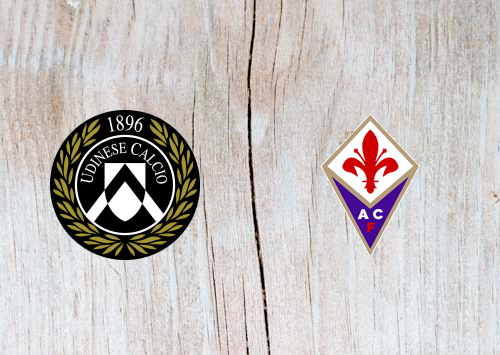 Udinese vs Fiorentina - Highlights 3 February 2019