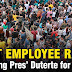 Latest: Thousand Of Pldt Employee Rally Asking Duterte For Help