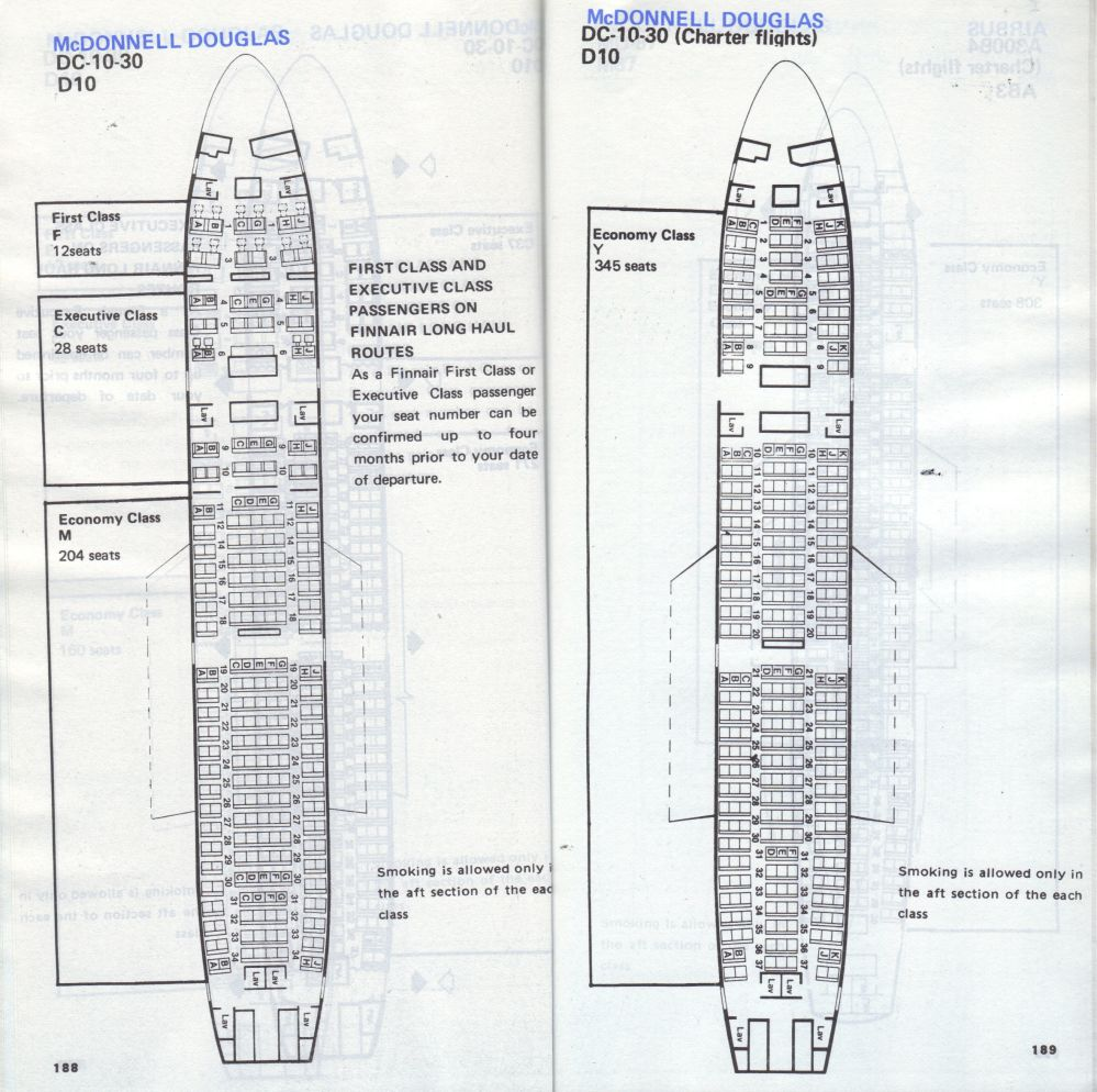 Airline memorabilia: Finnair (1988)