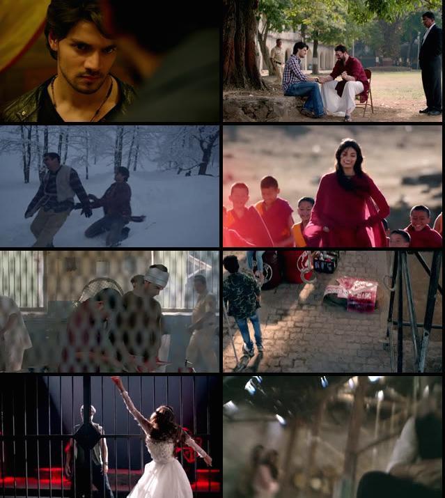 Hero 2015 Hindi DVDRip x264 700mb