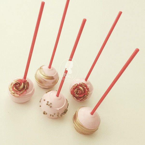 Simply Stunning Cake Pops from Roni's Sugar Creations