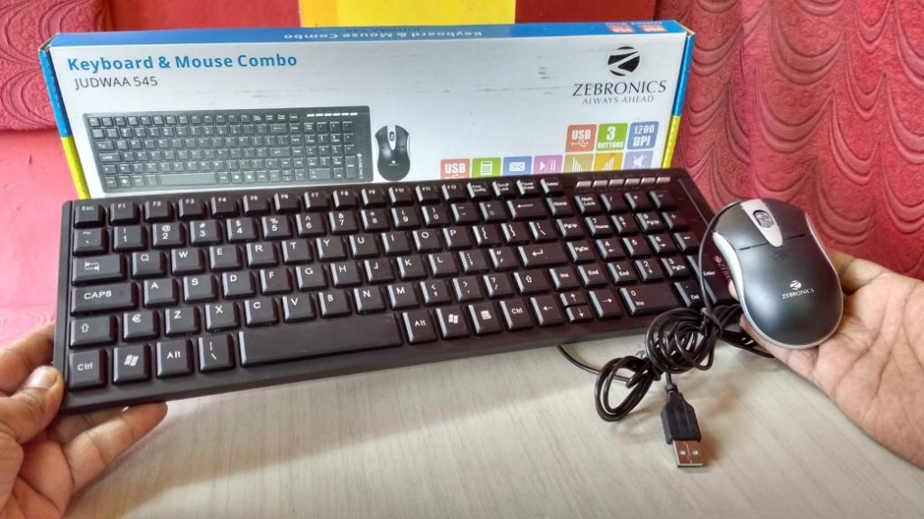 learn new things budget zebronics keyboard mouse judwaa 545 price specification testing. Black Bedroom Furniture Sets. Home Design Ideas