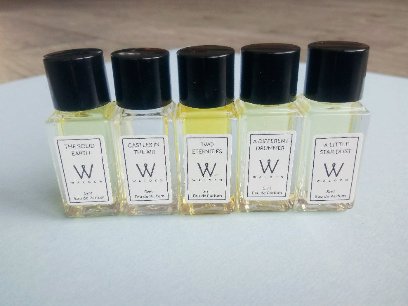 Walden Natural Perfumes