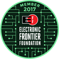 Support the Electronic Frontier Foundation