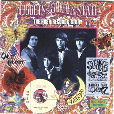 VA - Hush Records Story - Nuggets From The Golden State (1963-1968) (1997)