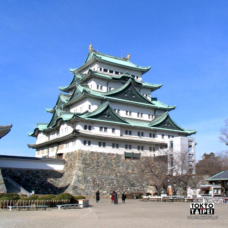 【名古屋城】越嶄新越老舊 不斷復原過程中的古城